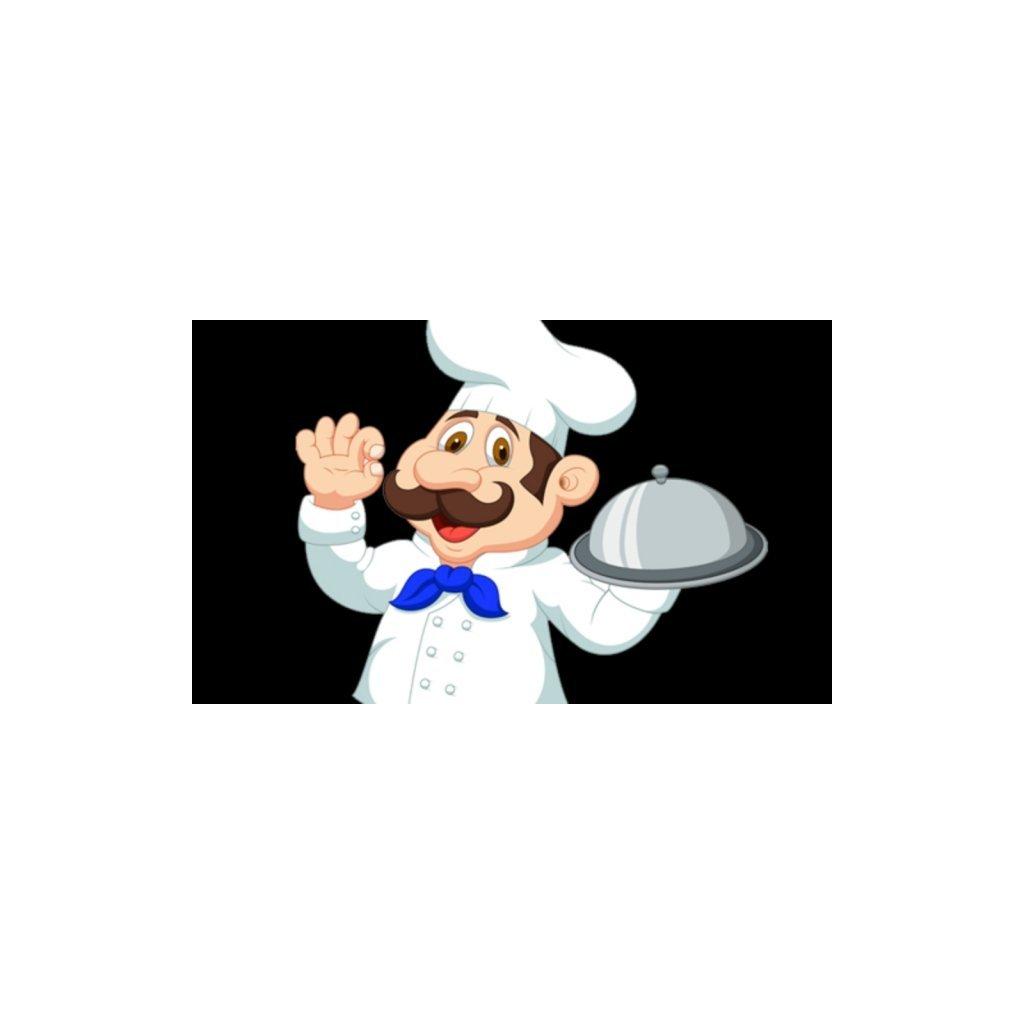 Vepřová plec na smetaně, houskový knedlík 1, 3, 7