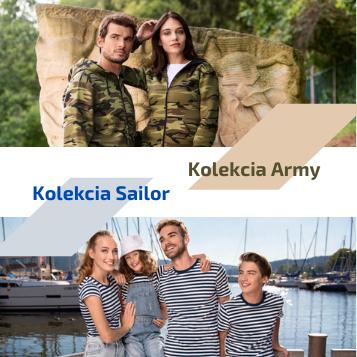Kolekcia Sailor a Army