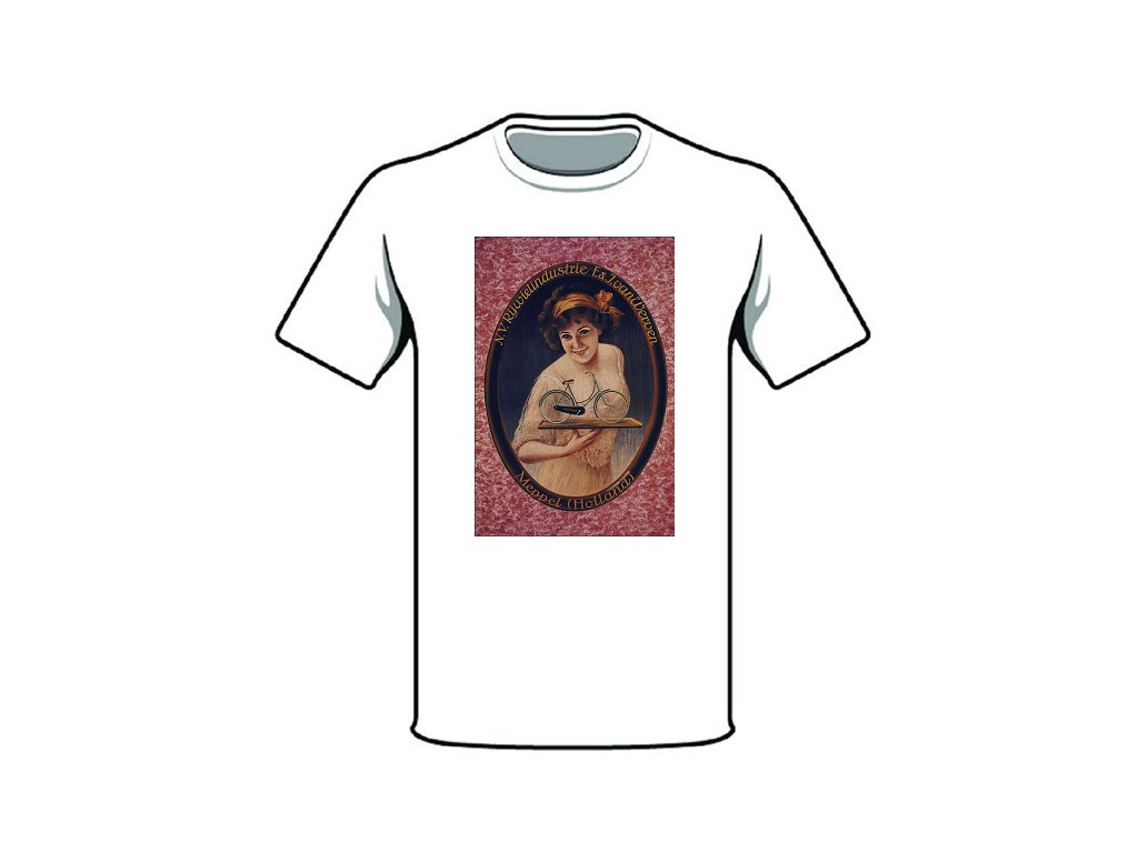 tričko značka meppel