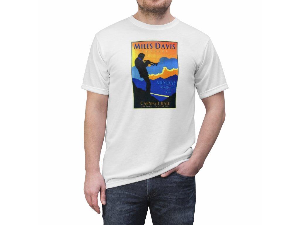 Retro tričko - Miles Davis