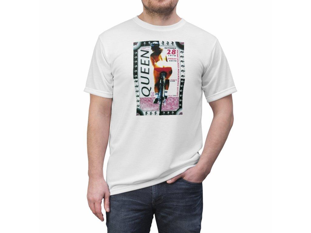 Retro tričko - Queen II
