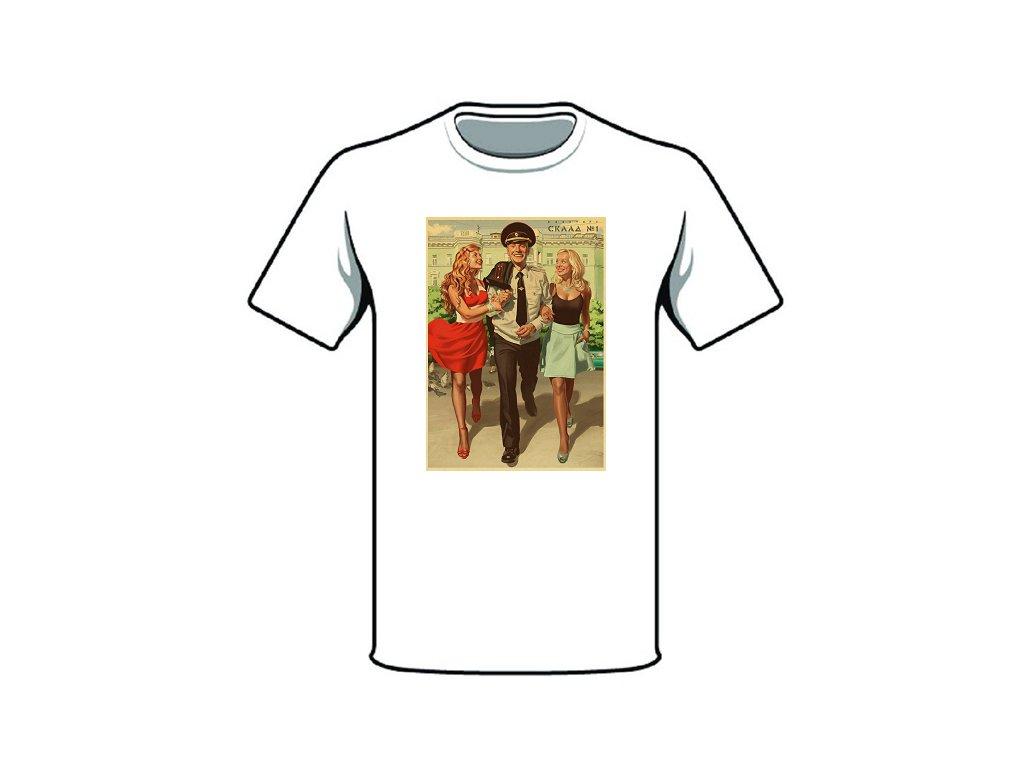 tričko značka sklad no 1