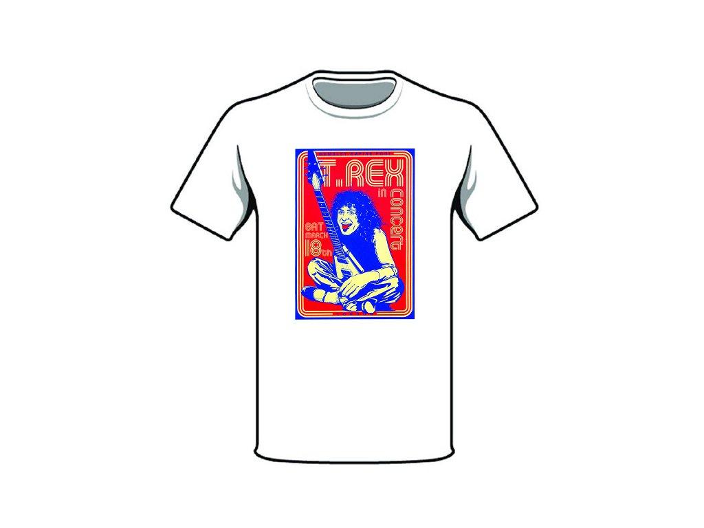 tričko značka t rex