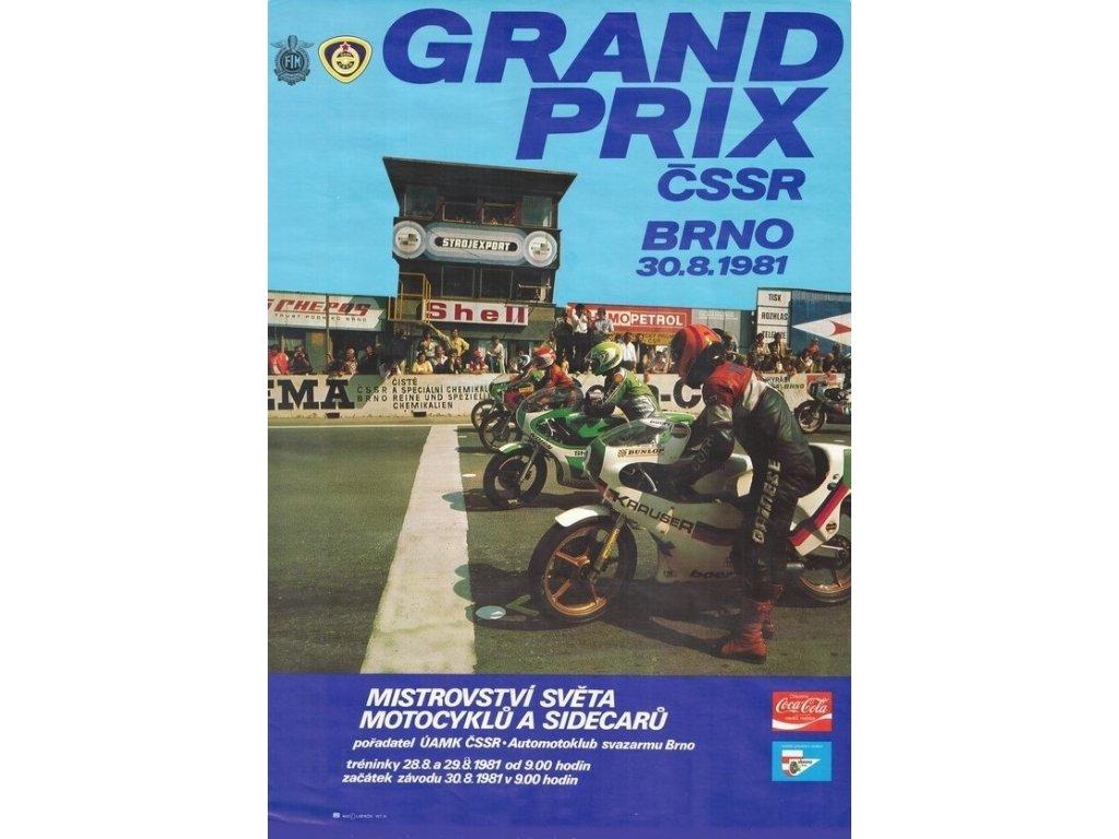 grand prix 1981