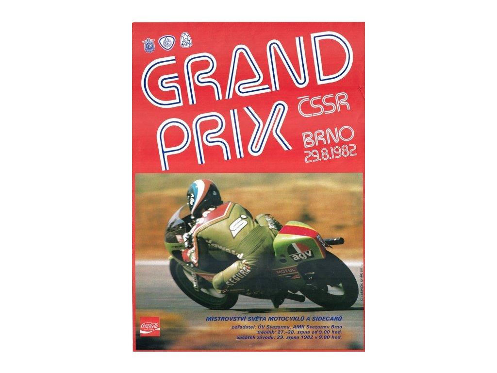 grand prix 1982