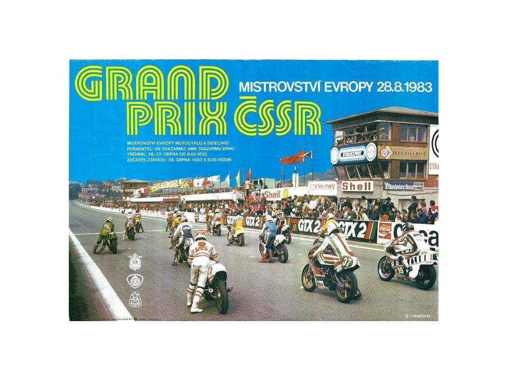 grand prix 1983