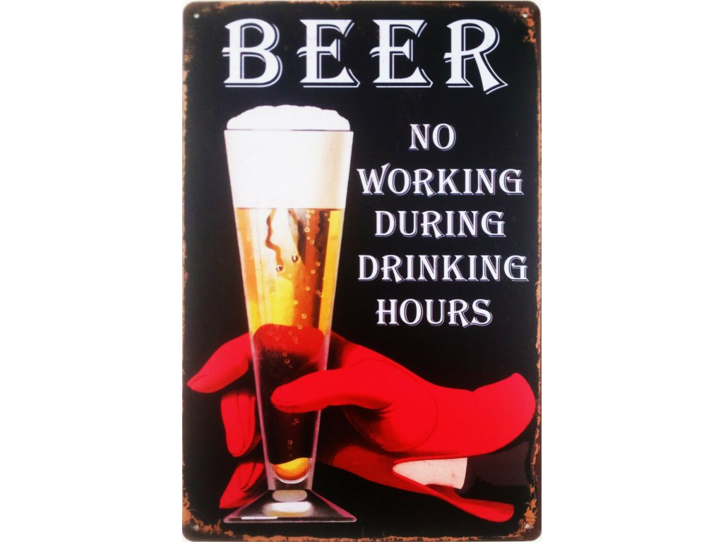 beer no working