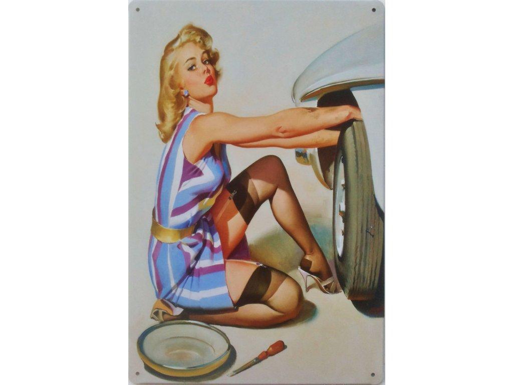 car girl II