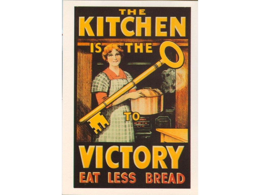 kitchen victory