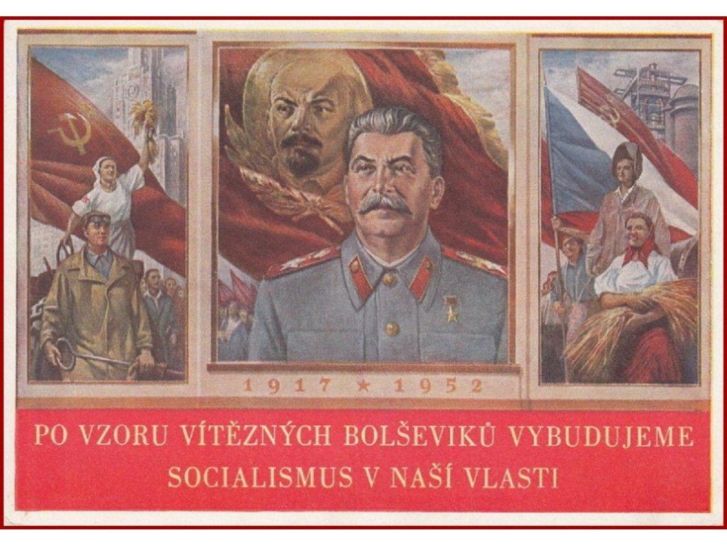 po vzoru vítězných bolševiků