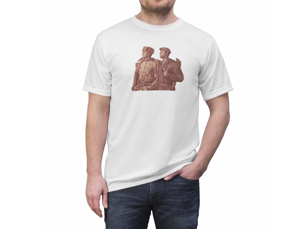Retro tričko - Chlapci z padesátky
