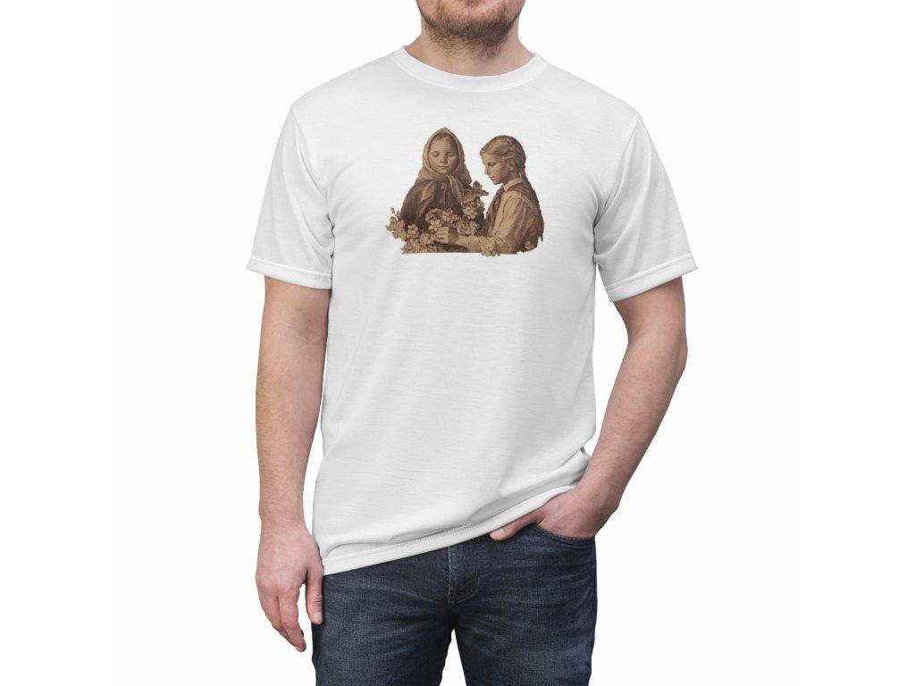 Retro tričko - Děvčata z desítky