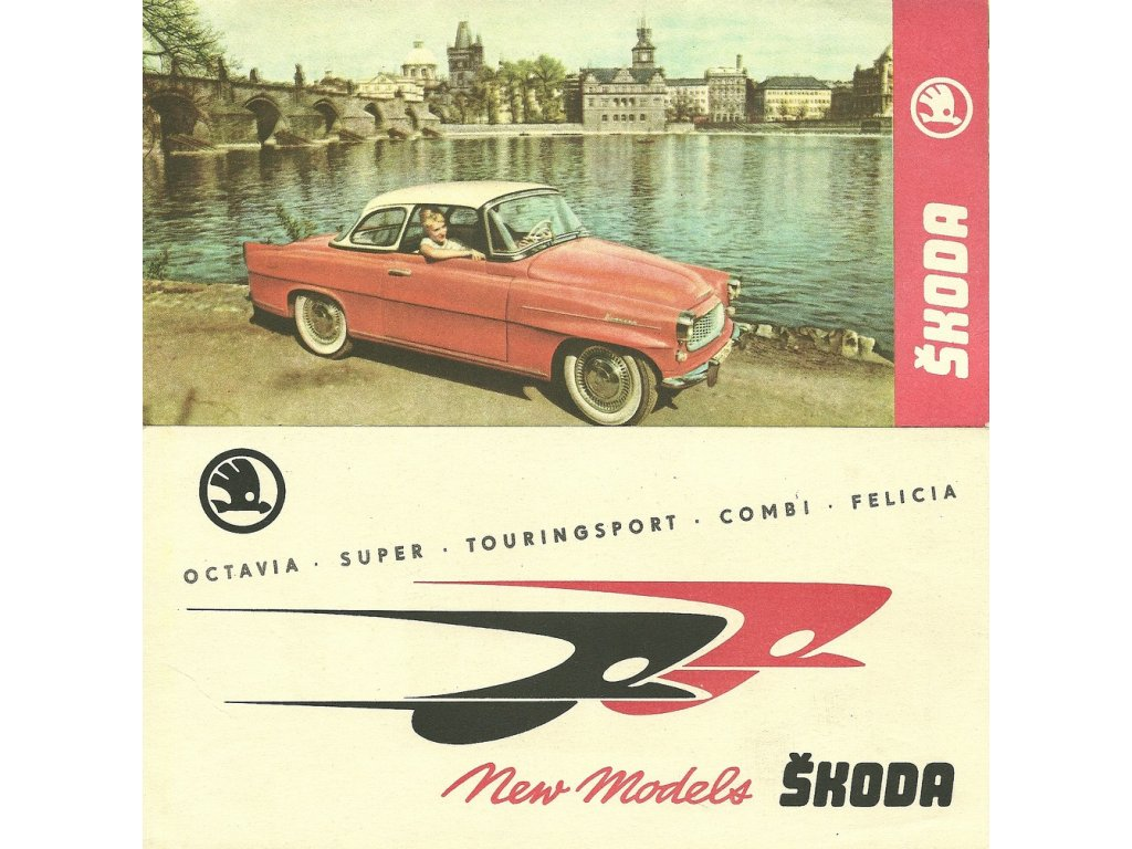 škoda new models