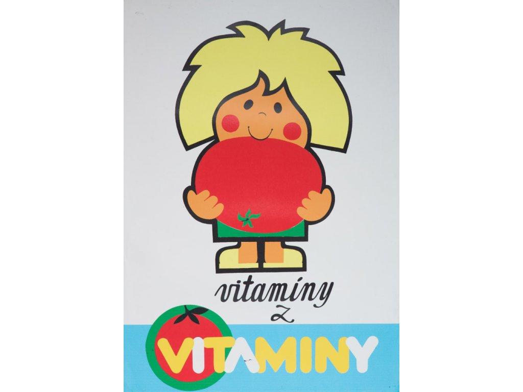 vitamíny z vitaminy