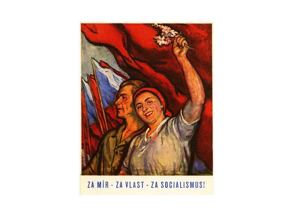 za mír za vlast za socialismus