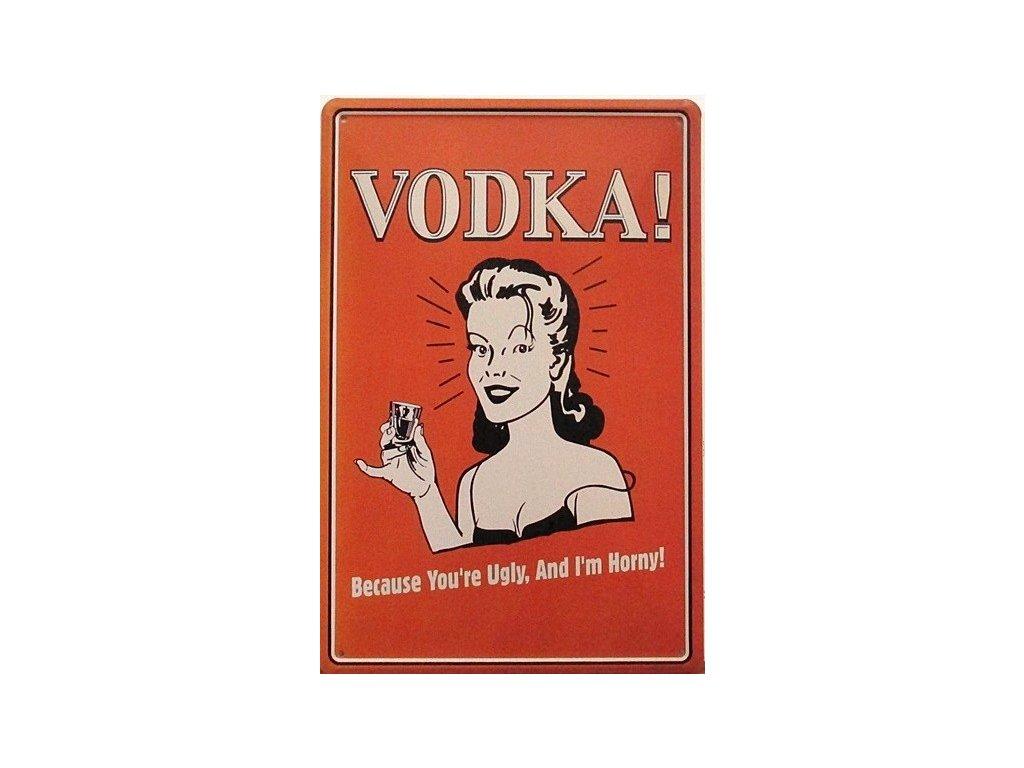vodka!