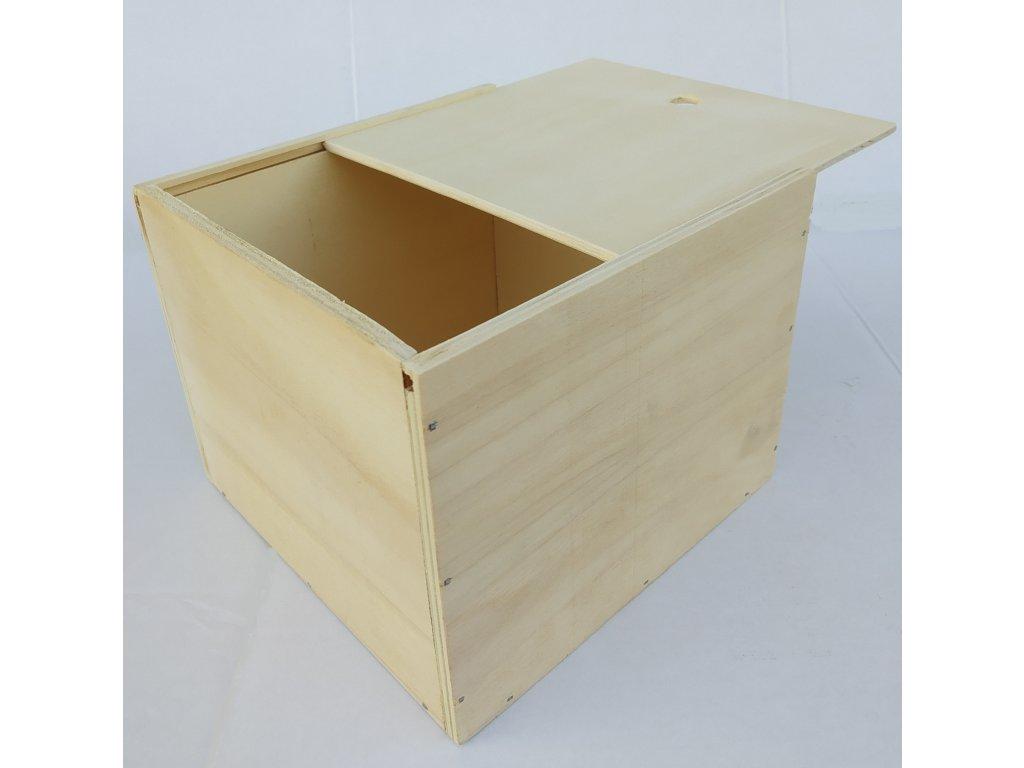 retro box 8