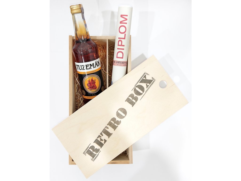 retro box rum 7