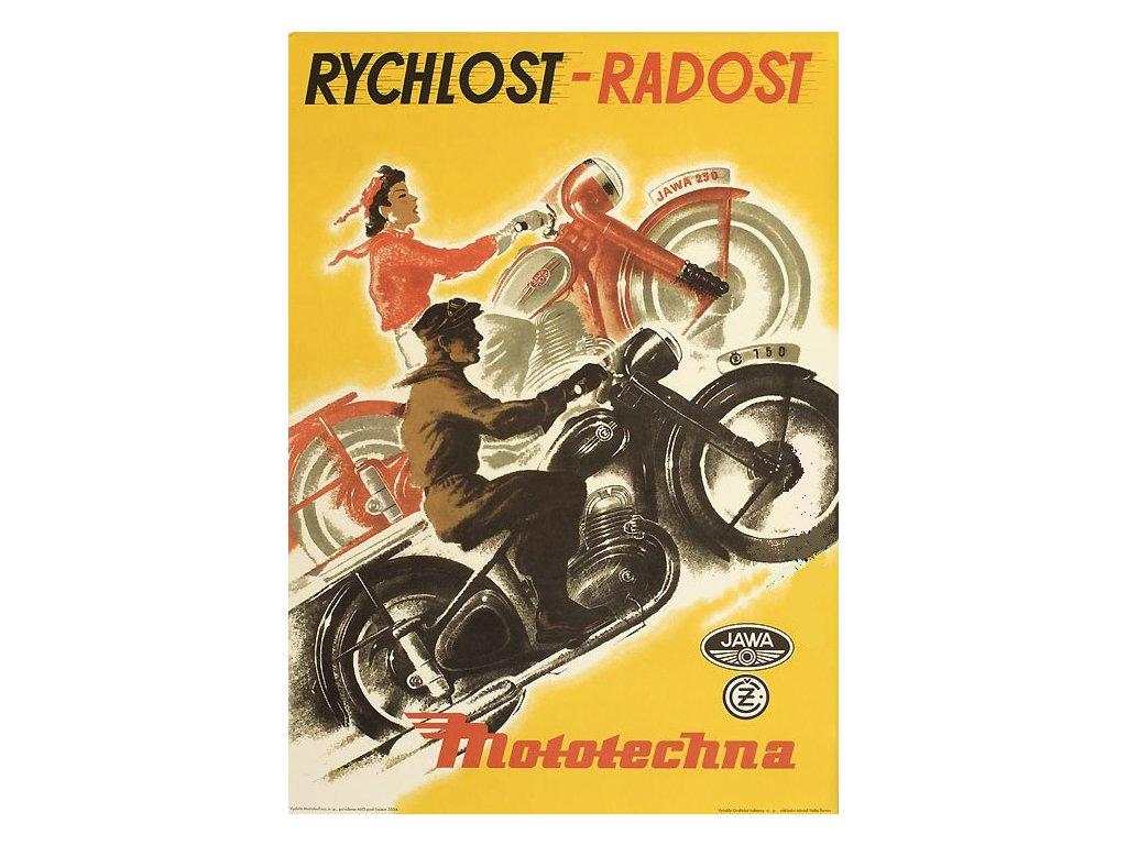 rychlost radost mototechna
