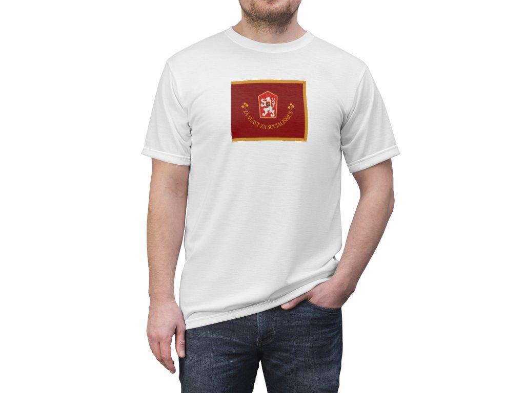 Retro tričko - Za vlast, Za socialismus