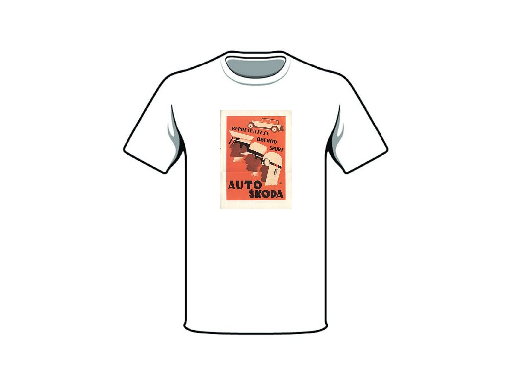 tričko značka 1