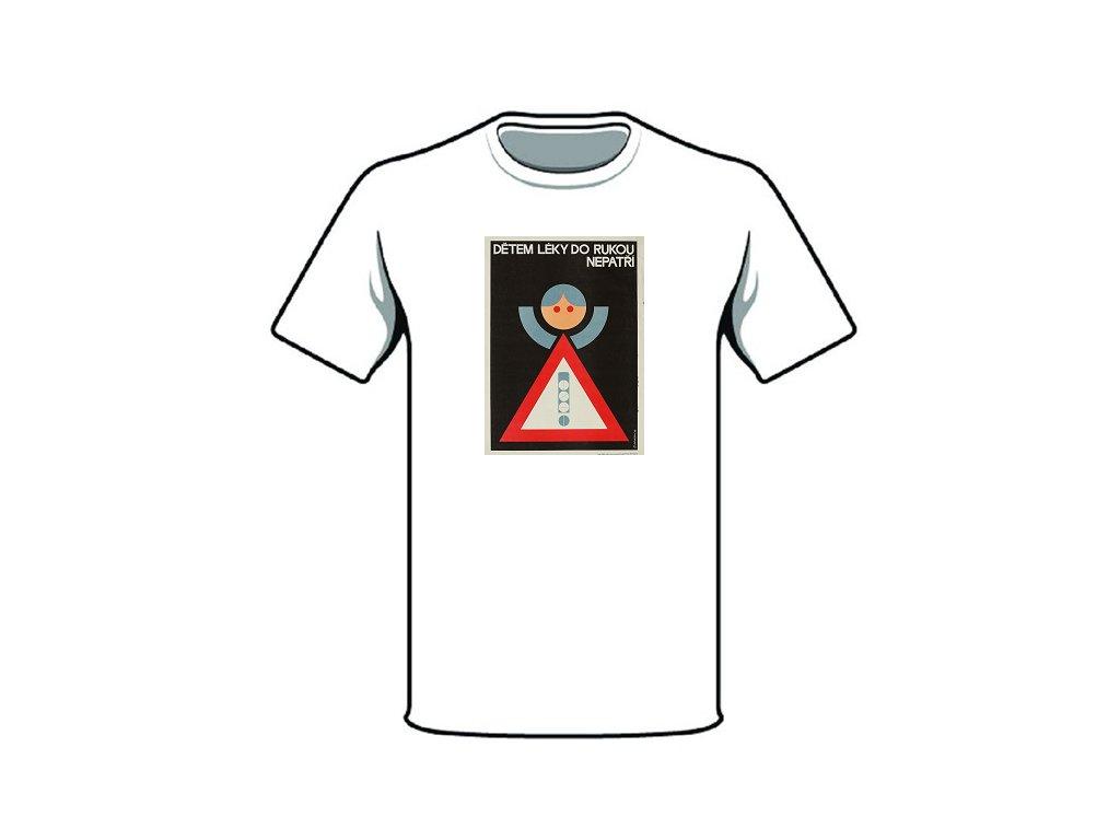 tričko značka5