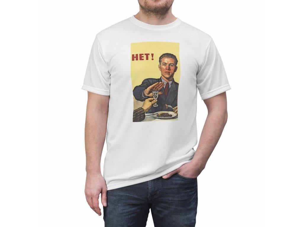 Retro tričko - HET