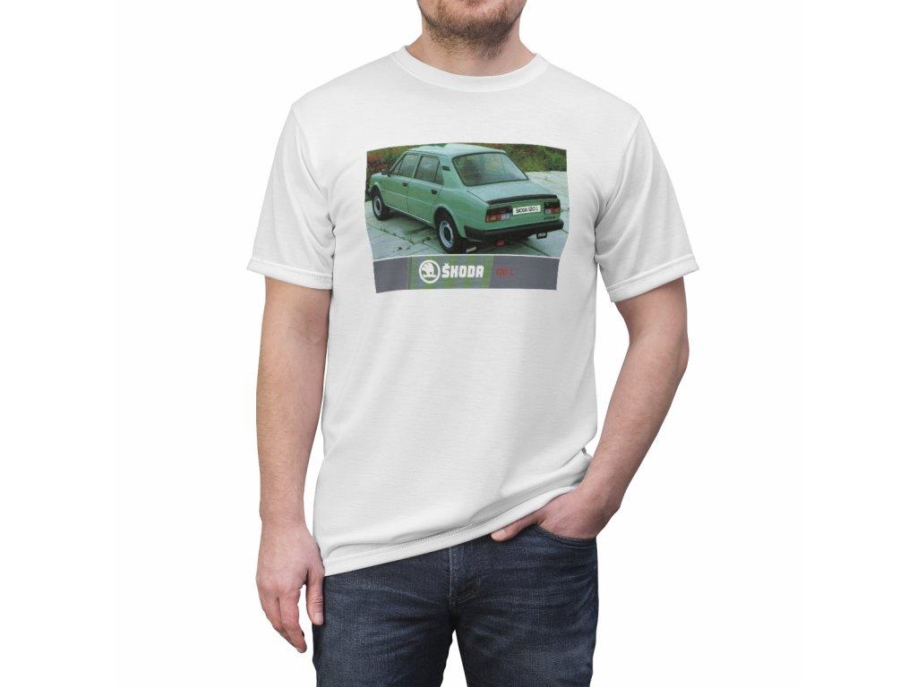 Retro tričko - Škoda 120L