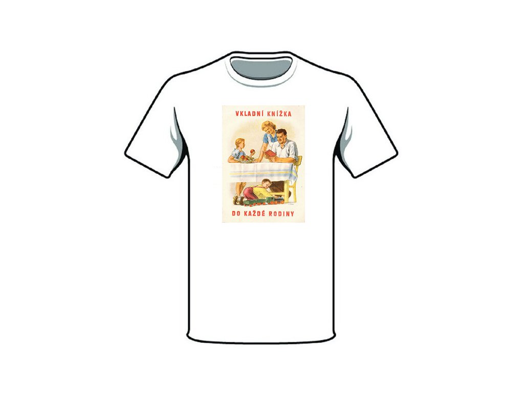 retro triko vkladni knizka do kazde rodiny