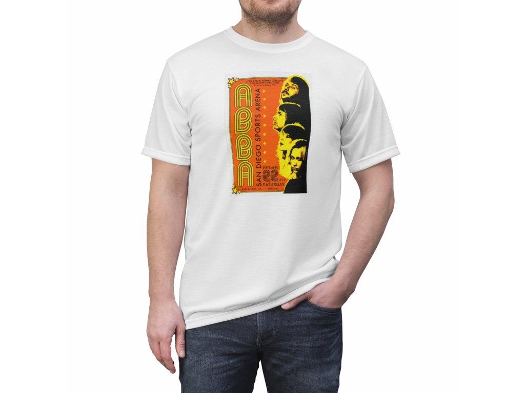 Retro tričko - Abba