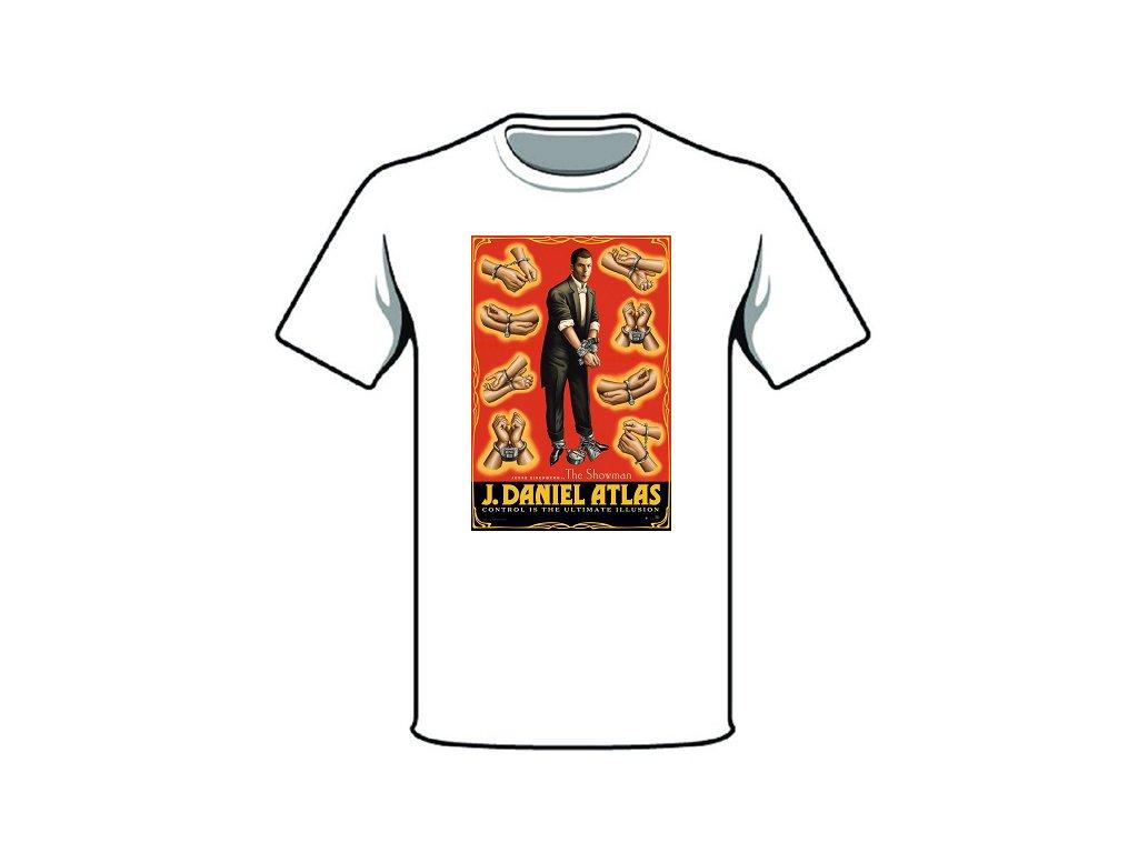 tričko značka daniel atlas