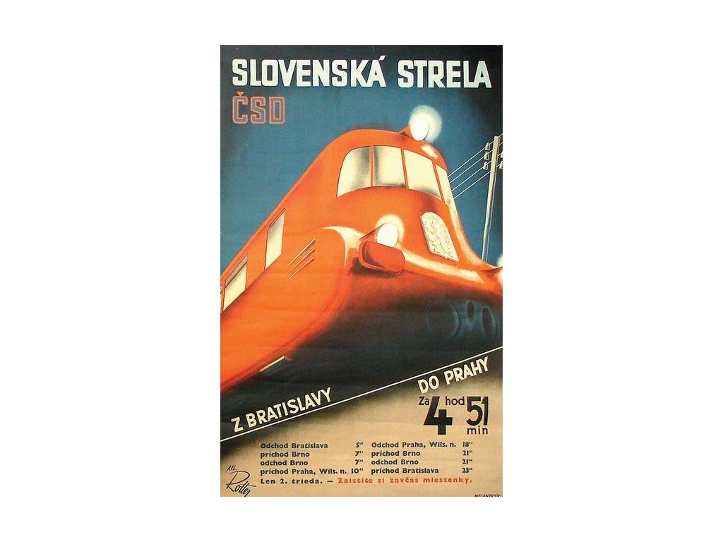slovenská strela