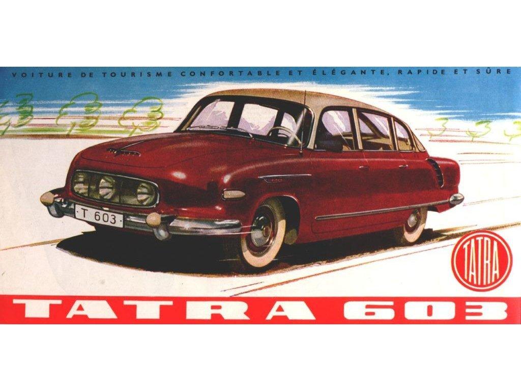 tatra 603 II