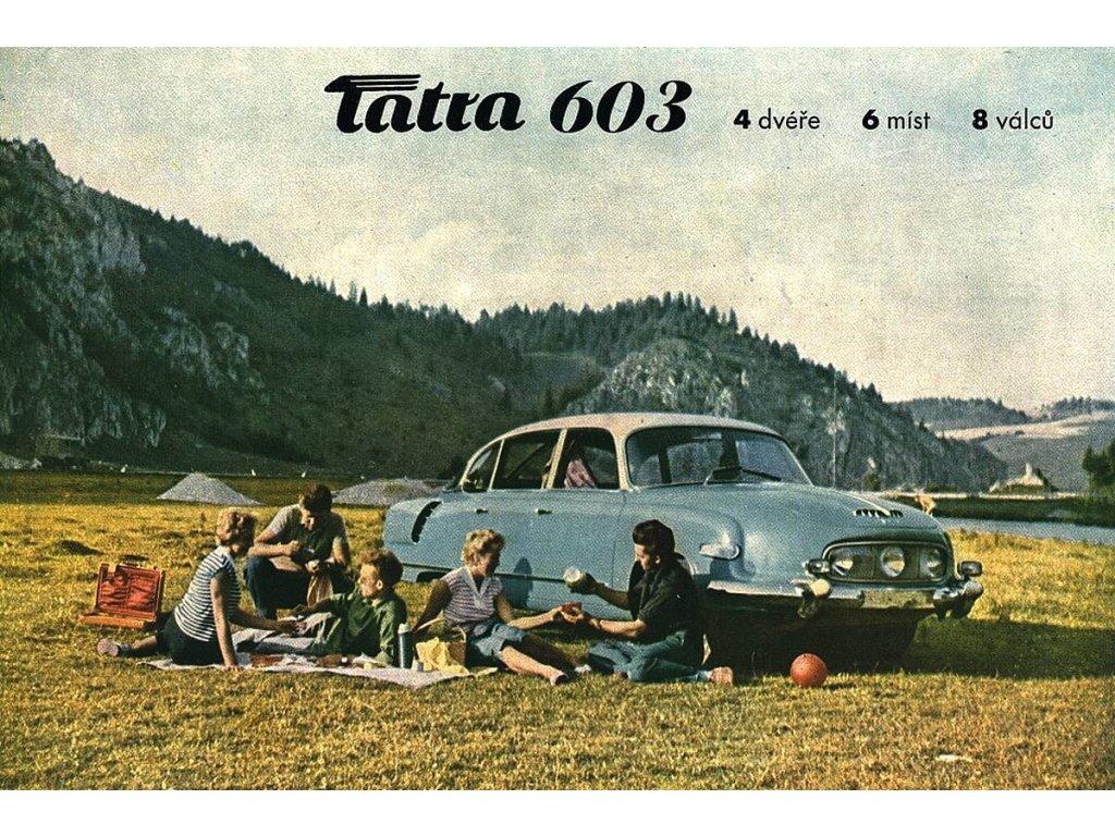 tatra 603 III