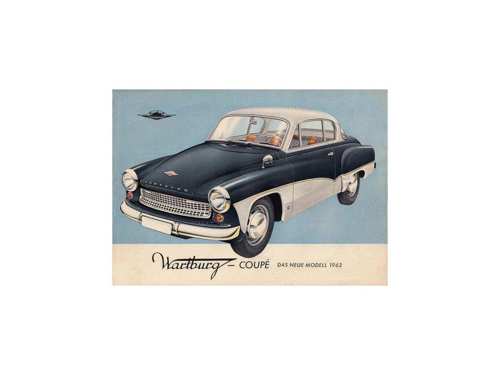 wartburg coupe