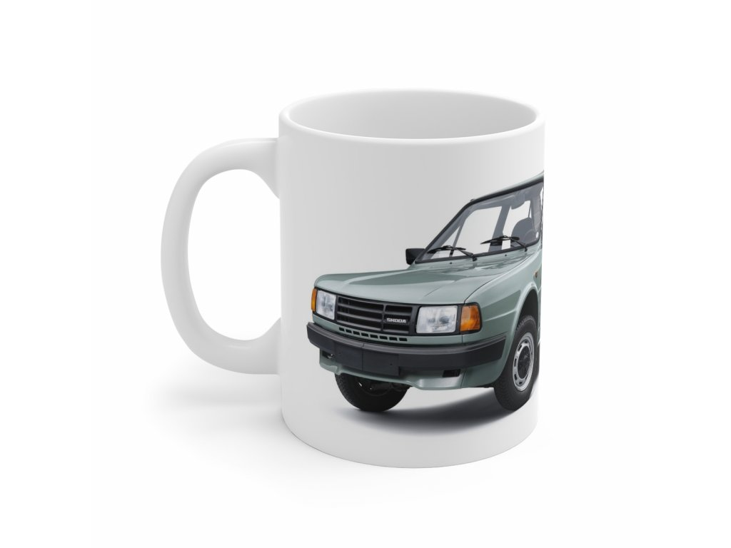 Retro hrnek - Škoda 120
