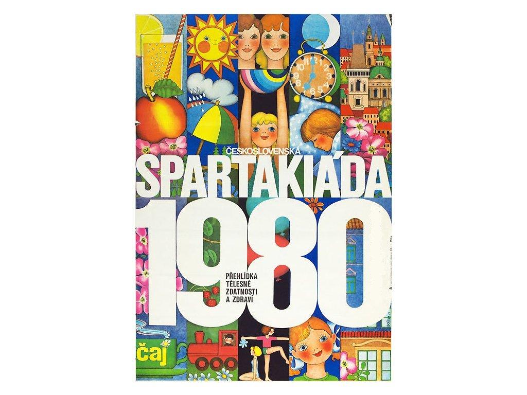 spartakiáda 1980 II