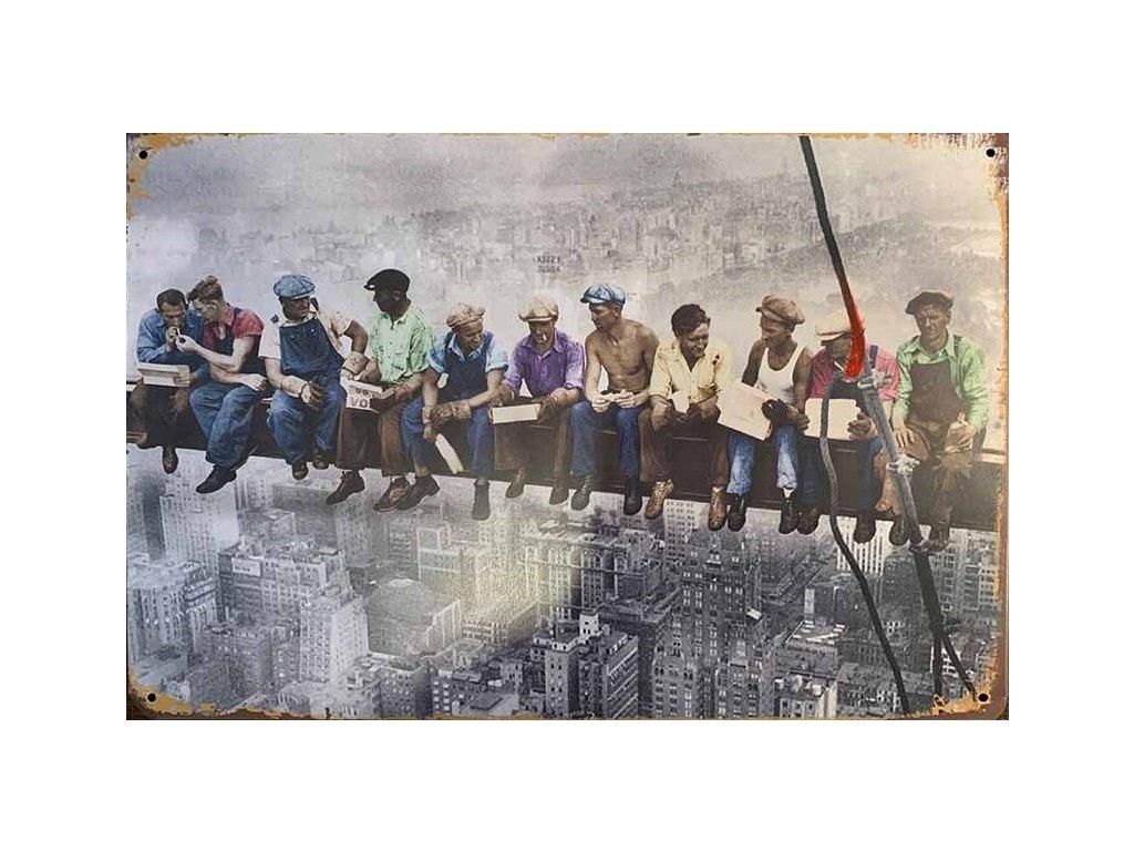 dělníci