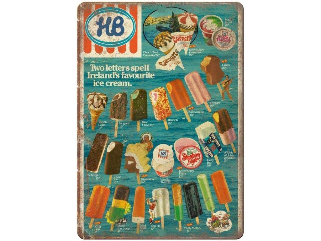 hb zmrzlina