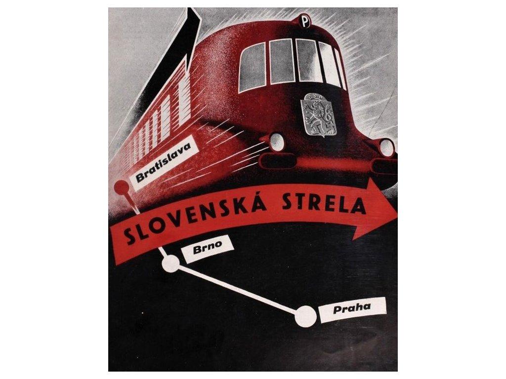 slovenská strela I