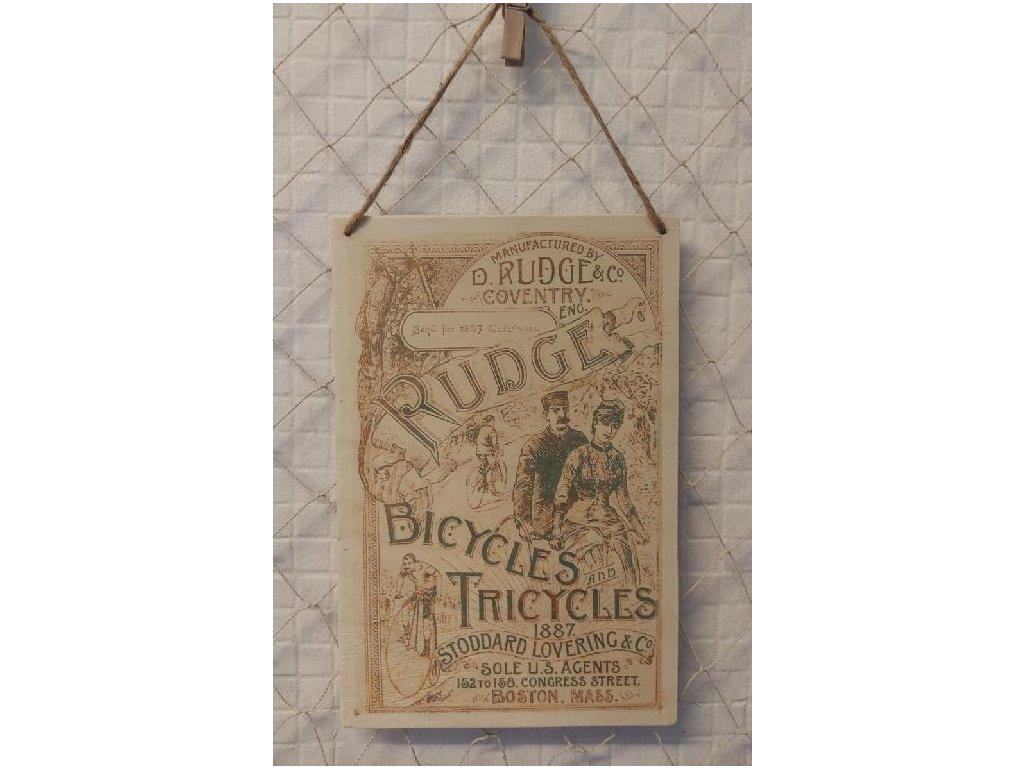 rudge bicycles