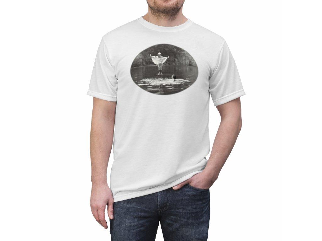 Retro tričko - Majka z Gurunu
