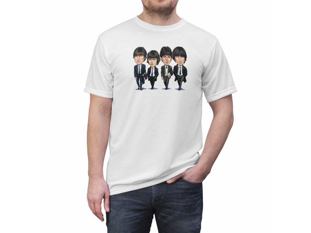 Retro tričko - The Beatles II