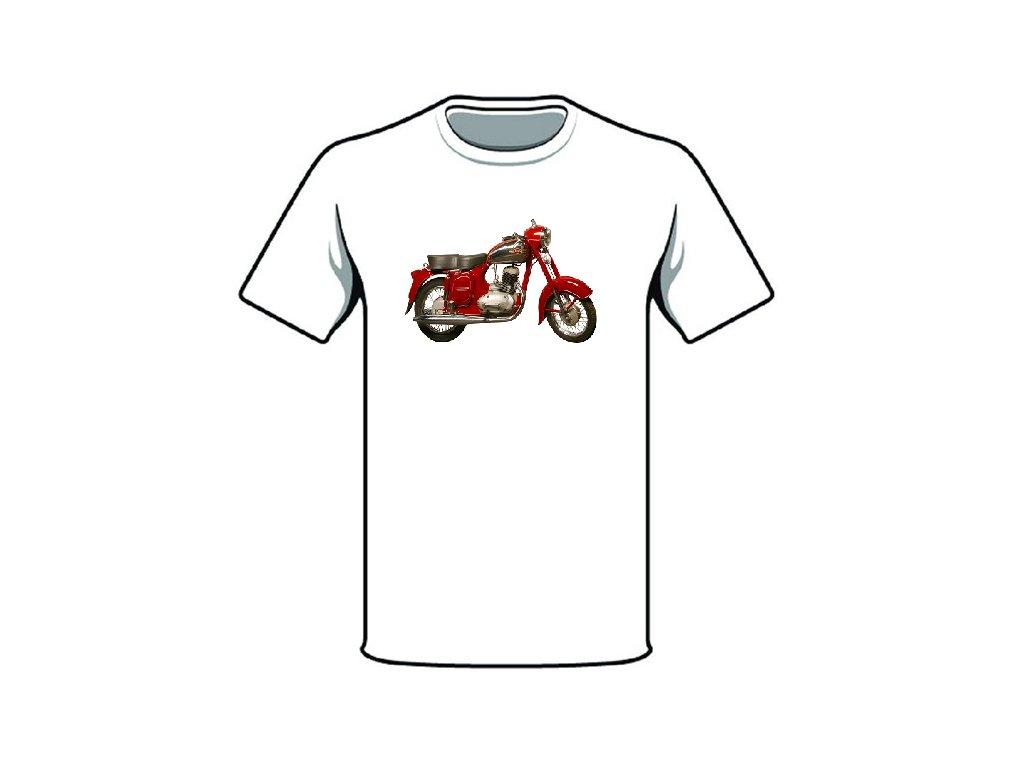 Retro tričko - JAWA 250 / 353