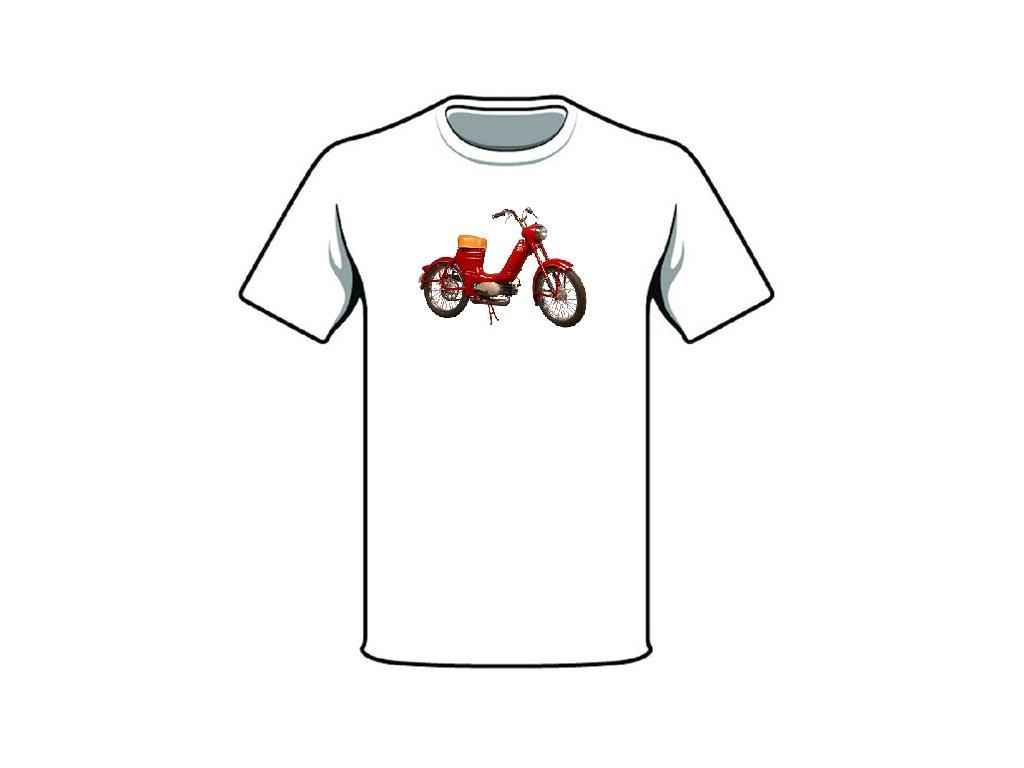 Retro tričko - JAWA 50 / 550