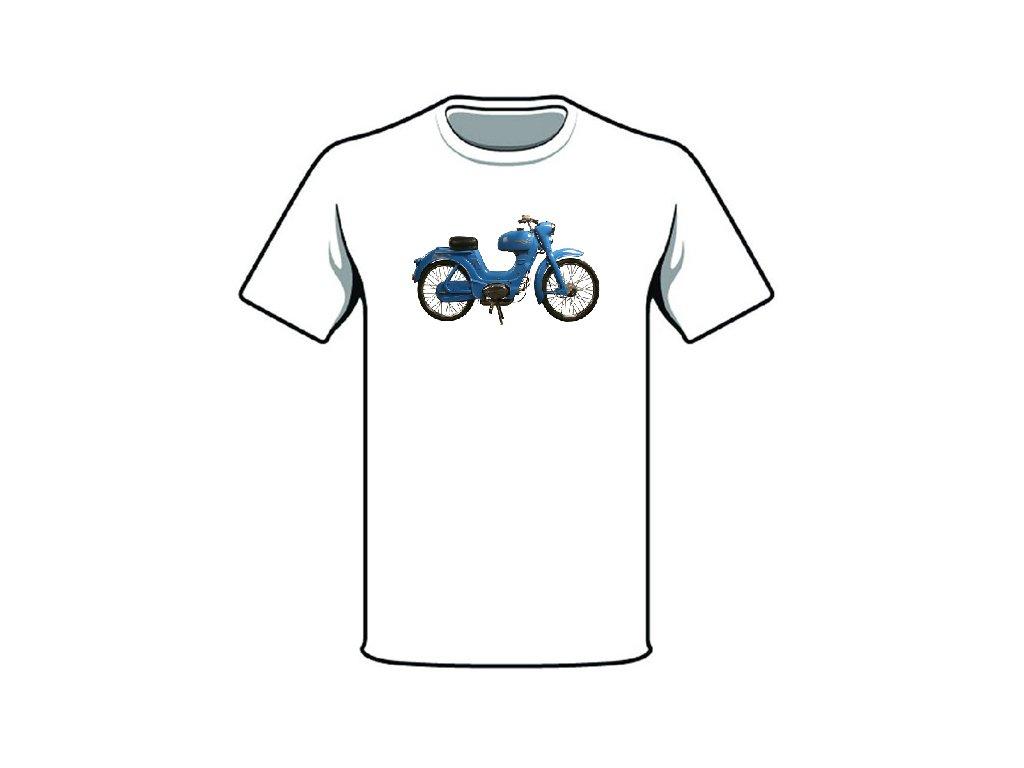 Retro tričko - JAWA 50 / 551