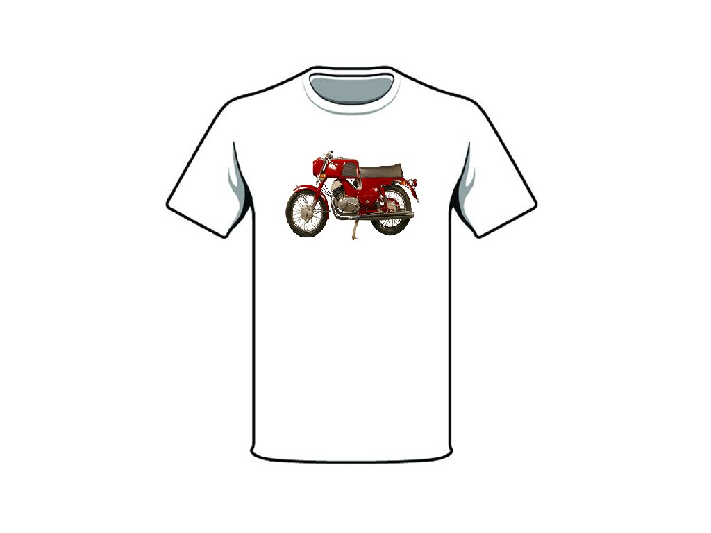 Retro tričko - JAWA 350 / 633