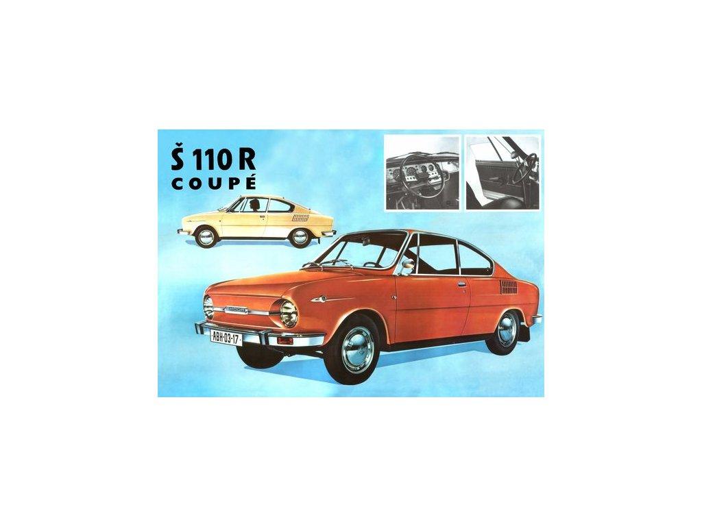 škoda 110 R coupe II