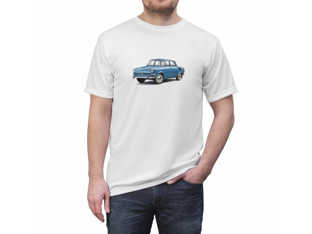 Retro tričko - Škoda 1000 MB