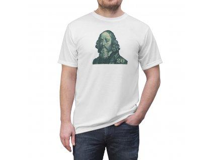 Retro tričko - Jan Amos z dvacky